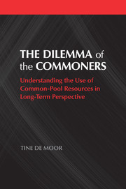 The Dilemma of the Commoners