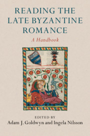 Reading the Late Byzantine Romance</I>