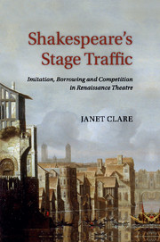 Shakespeare's Stage Traffic