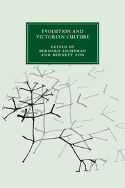 Evolution and Victorian Culture