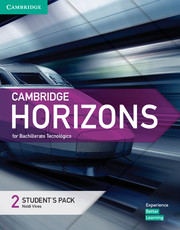 Cambridge Horizons Level 2