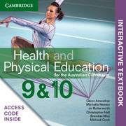 Health and Physical Education for the Australian Curriculum Years 9 and 10 Digital (Card)