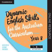 Dynamic English Skills for the Australian Curriculum Year 8