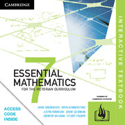 Essential Mathematics for the Victorian Curriculum Year 7 Digital (Card)
