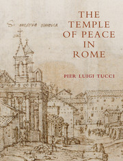 The Temple of Peace in Rome