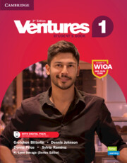 Ventures Level 1 Digital Value Pack