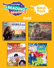 Cambridge Reading Adventures Gold Band Pack