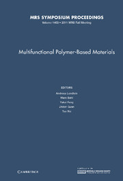 Multifunctional Polymer-Based Materials