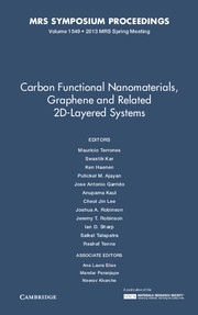 Carbon Functional Nanomaterials, Graphene and Related 2D-Layered Systems
