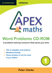 Word Problems CD-ROM 1