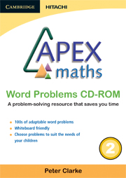 Word Problems CD-ROM 2