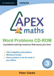 Word Problems CD-ROM 3