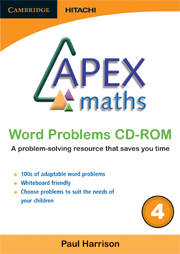 Word Problems CD-ROM 4