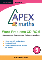 Word Problems CD-ROM 5