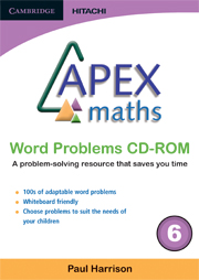 Word Problems CD-ROM 6