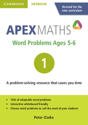 Apex Word Problems Ages 5-6