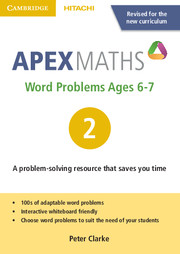 Apex Word Problems Ages 6-7