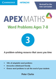 Apex Word Problems Ages 7-8