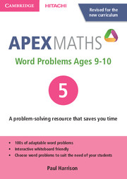 Apex Word Problems Ages 9-10