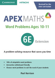 Apex Word Problems Ages 10-11