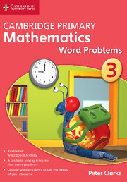 Cambridge Primary Mathematics Stage 3 Word Problems DVD-ROM