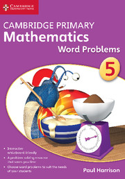 Cambridge Primary Mathematics Stage 5 Word Problems DVD-ROM