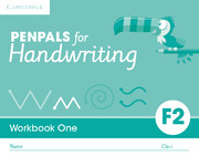Penpals for Handwriting Foundation 2