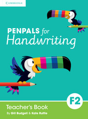 Penpals for Handwriting Foundation 2 Teacher's Book
