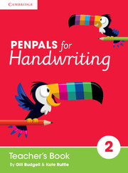Penpals for Handwriting Teacher's Book