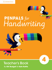 Penpals for Handwriting Year 4