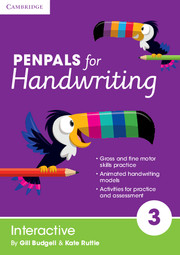 Penpals for Handwriting Year 3