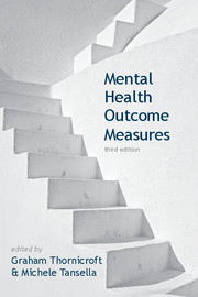 Mental Health Outcome Measures