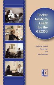 Pocket Guide to the OSCE for the MRCOG