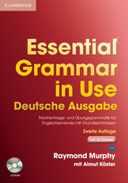 Essential Grammar in Use German Edition
