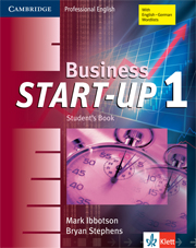 Business Start-Up 1