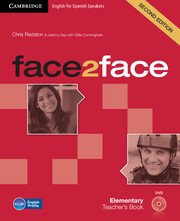 face2face for Spanish Speakers Elementary