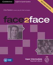 face2face for Spanish Speakers Upper Intermediate