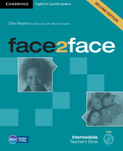 face2face for Spanish Speakers Intermediate