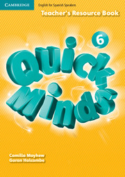 Quick Minds Level 6