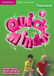 Quick Minds Level 3