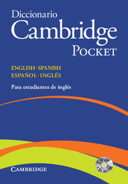 Diccionario Bilingüe Cambridge Spanish-English
