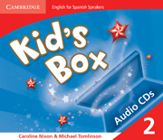 Kid's Box for Spanish Speakers Level 2