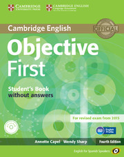 Objective First for Spanish Speakers