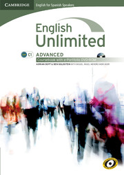 English Unlimited for Spanish Speakers Advanced