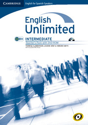 English Unlimited for Spanish Speakers Intermediate