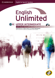 English Unlimited for Spanish Speakers Upper Intermediate