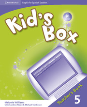 Kid's Box for Spanish Speakers Level 5