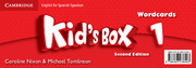 Kid's Box for Spanish Speakers Level 1