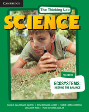 The Thinking Lab: Science Ecosystems: Keeping the Balance