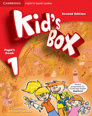 Kid's Box for Spanish Speakers 2nd Edition